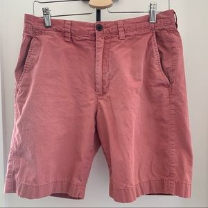 J Crew Men's Chino Shorts Size 31
